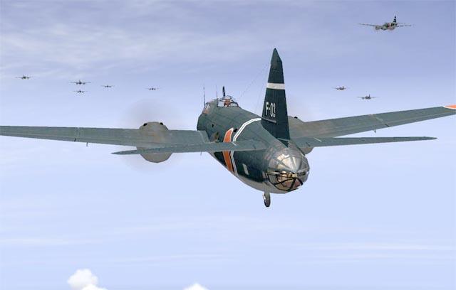 一式陸上攻撃機の画像 p1_25